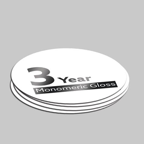 3 Year Monomeric Gloss