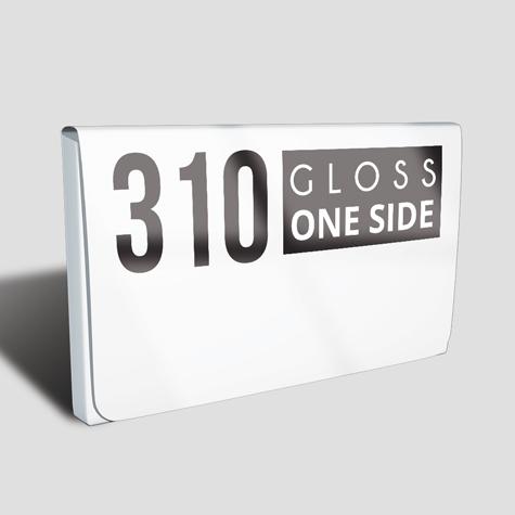 310 Artboard Gloss One Side