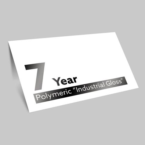 7 Year Polymeric