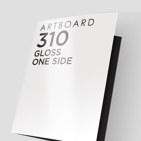 Presentation Folders Gloss One Side