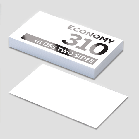 Basic Business cards gloss