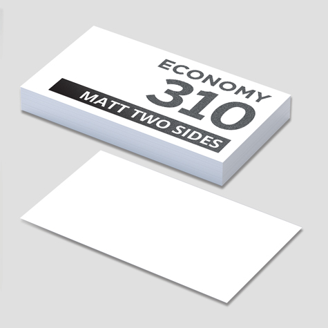 Basic Business cards matt