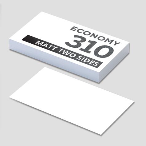 Basic Business cards matt