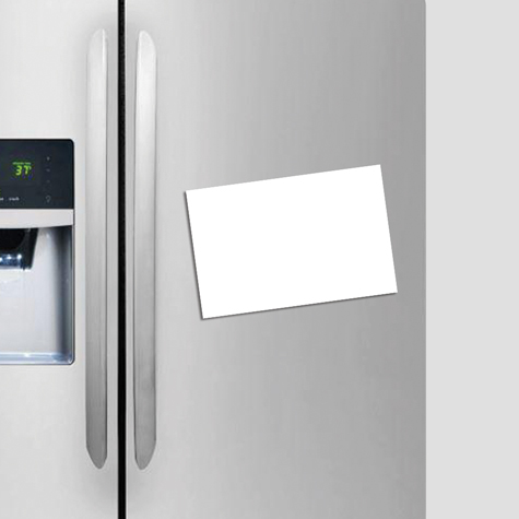 Gloss fridge magnets