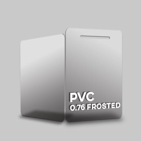 PVC 0.76 - Clear + Spot White