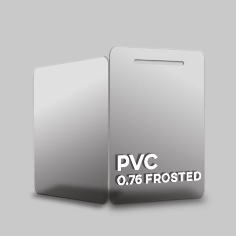 PVC 0.76 - Frosted