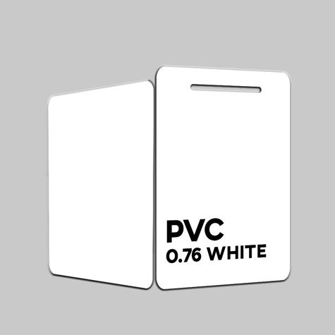PVC 0.76 - White