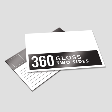 360 Gloss Two Sides