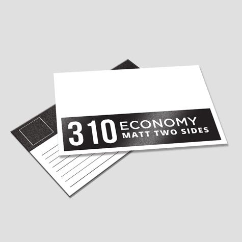 Economy 310 Matt Two Sides