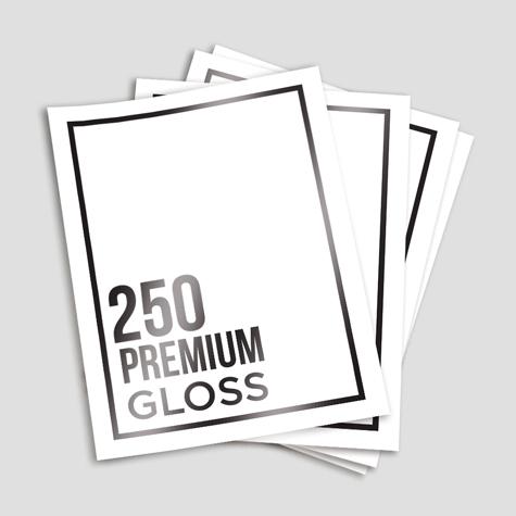 Premium Flyers Gloss