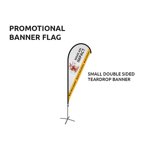 Banner Flags - Promotional