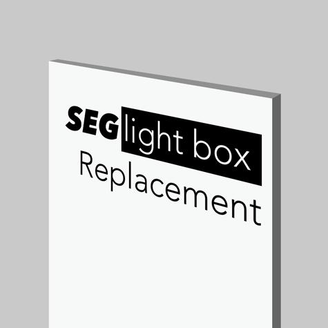 Replacement SEG Prints