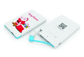 Power Banks - Credit card style