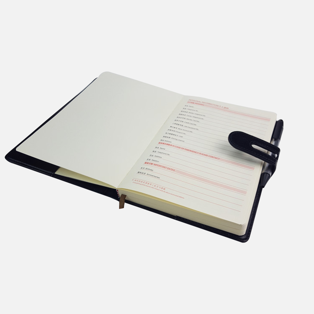 CEO Notebook 1