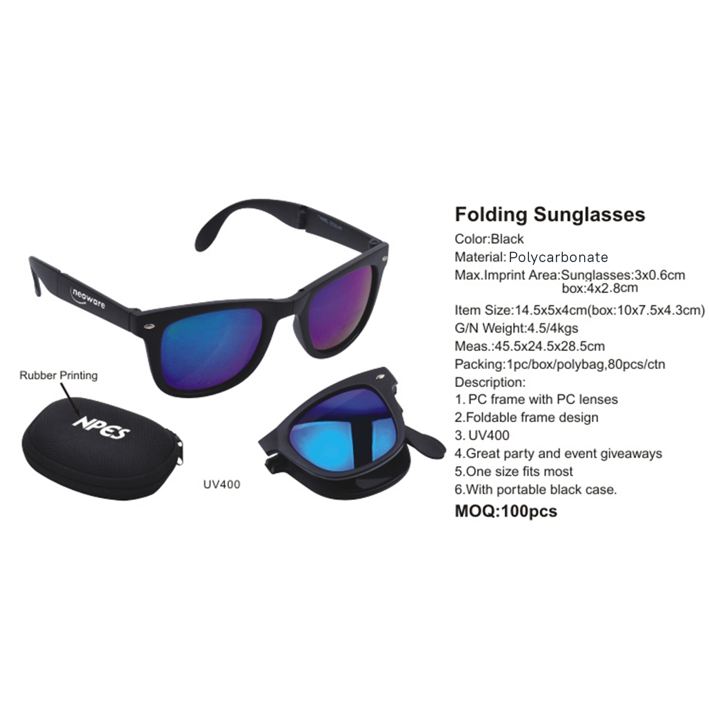 Folding Sunglasses 4